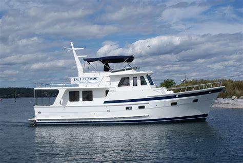 defever  pilothouse power boat  sale www