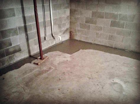 Basement Waterproofing Drain Tile Failure In Clear Lake