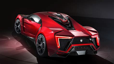 Fast And Furious Hd Wallpapers Wallpaper Lykan Hypersport Rear View Supercar 4k Automotive 898