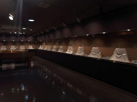 yuk melongok  japanese sword museum wisata jepang