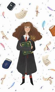 Hermione   Harry potter fan art, Harry potter wallpaper ...