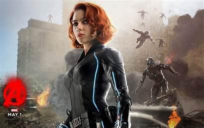 Widow Avengers Ultron Age Wallpapers Natasha Romanoff