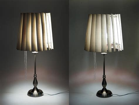 Venetian Blind Table Lamp.
