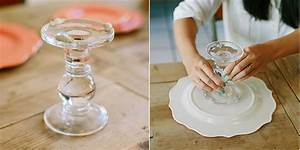 25 Days of Dollar Tree DIY Day 3: Cake Stand Passionate