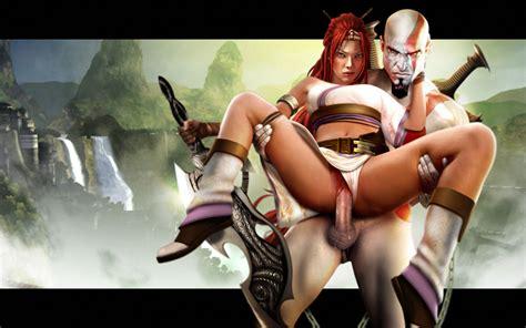 Image 187750 Godofwar Heavenlysword Kratos Nariko