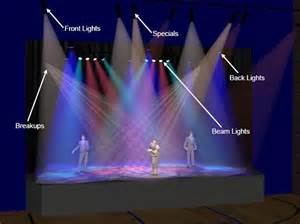 25 best ideas about stage lighting design on