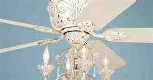 shabby chic cieling fan my dream home pinterest shabby