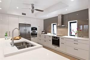 Idée Faux plafond pour la cuisine mode 2016 Plafond platre