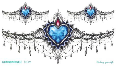 acquista allingrosso  nero cuore tattoo designs da