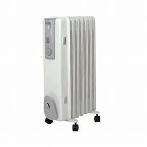 Chauffage Bain D Huile : oceanic radiateur bain d 39 huile bh177 achat vente ~ Farleysfitness.com Idées de Décoration