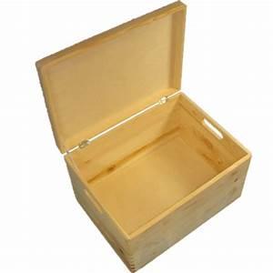 Aufbewahrungsbox Mit Deckel Holz : holzkiste kiste aufbewahrungsbox mit deckel aus holz ~ Bigdaddyawards.com Haus und Dekorationen