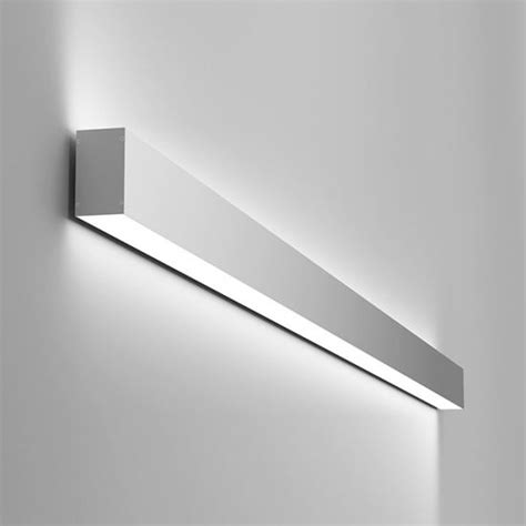 china indoor decoration up and down led linear wall light with double sides lighting china