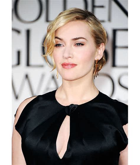 Life is short, and it is here to be lived #katewinslet. Style Through the Years: Kate Winslet | Mom.com