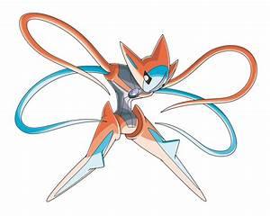 Pokemon Mega Deoxys Images | Pokemon Images