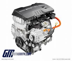 Gm 2 4 Liter I4 Ecotec Hybrid Luk Engine Info  Power