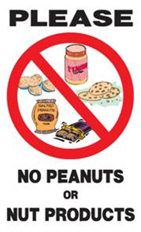 nut allergy alert country hills public school