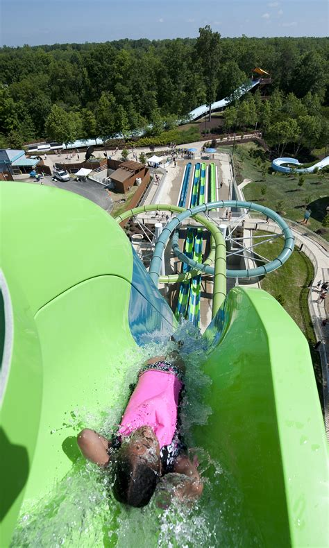 travels and wandering familyfun at water country usa in