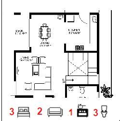 house bungalow construction floor plans house plans home plans