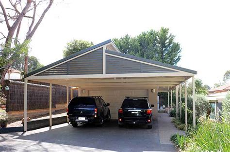 Car Carport Cost by How Much Does A Carport Cost Service Au