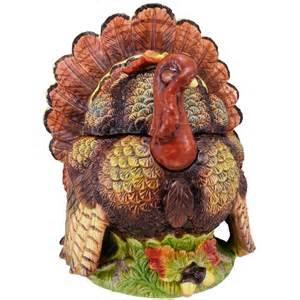 harvest turkey cookie jar by kaldun bogle or fall cookie jars jars