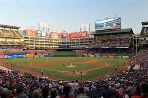 Texas Rangers Ballpark Arlington