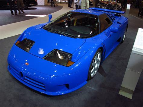 1992 Bugatti Eb110 Ss Gallery