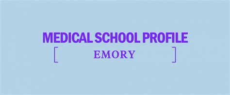 Emory School of Medicine Requirements, Tuition, and More ...