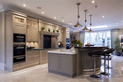 luxury kitchen design refined elegance in surrey 3912