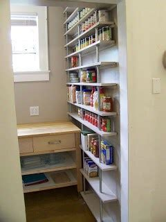 Inexpensive Pantry Cabinets by Preparedness Storage Ideas For Small Spaces Preparednessmama