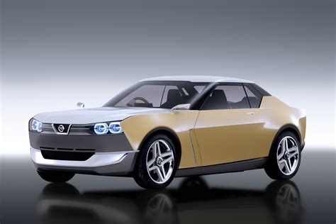 Nissan Car : Nissan Idx Is Super-dead, But Parts May Live On In Fwd