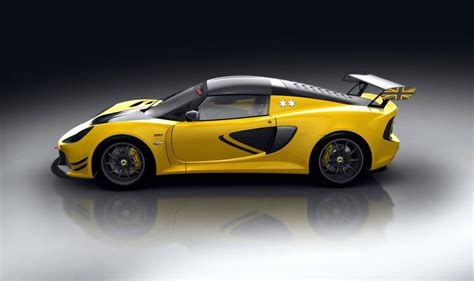 Official 2017 Lotus Exige Race 380 Gtspirit