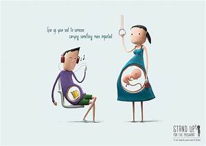 Cute Illustrations Remind Us Why Pregnant Women Deserve Our Seats More Than We Do Bored Panda
