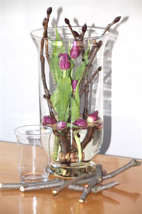bildergebnis fuer tulpen  glas renata deko fruehling