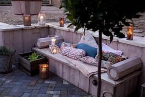 Garten Lounge Paletten : die besten 17 bilder zu gem tliche lounge ecken im outdoor bereich auf pinterest minis ~ Whattoseeinmadrid.com Haus und Dekorationen