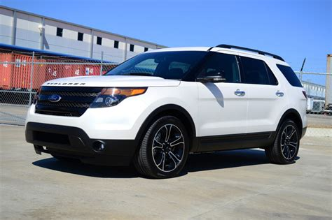 2013 Explorer Sport by 2013 Ford Explorer Sport Side