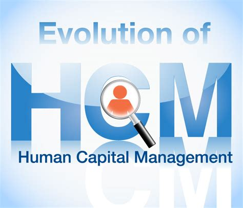 Trends Driving The Evolution Of The Human Capital