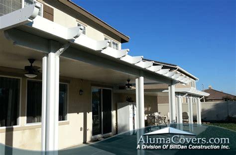 aluminum patio covers alta loma alumawood