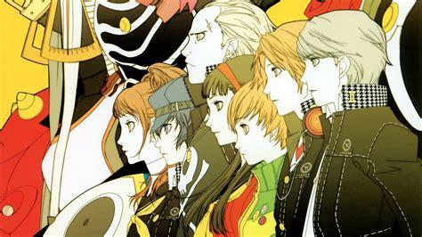 Persona 4 The Animation Wallpaper - persona 4 wallpaper wallpapersafari