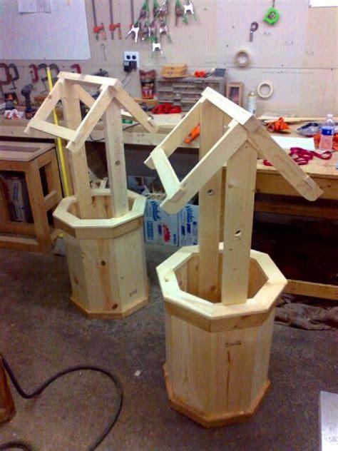 wishing wells wishing  wood pallet projects wood