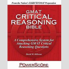 Gmat Verbal Critical Reasoning(cr) オトナ語解説及び雑多なtips