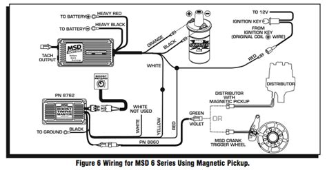 Soleniod Diagram With Msd 6al Wiring Ford by Msd S Newest 6al Takes Conventional Ignitions Into The
