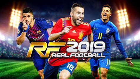 real football 2019 apk data mod brasileir 227 o a 100 atualizado salas android