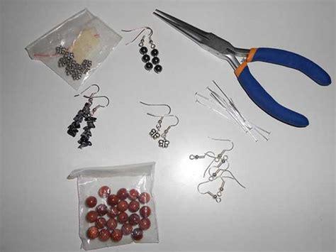 beadwork  beginners    earrings