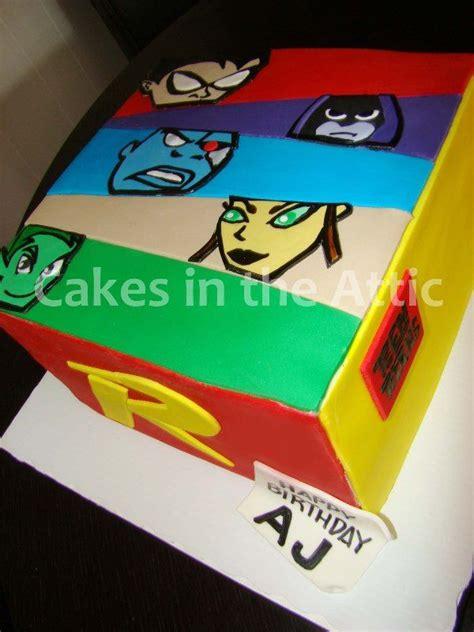 images  teen titans birthday ideas  pinterest