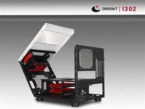 2015 Newest Top Window Front Mesh Slim Micro Atx Cube