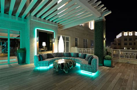 Home Lighting : How To Set Mood Lighting For Your Home Garden