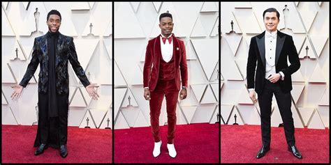 Oscars Red Carpet Boldest Best Dressed Men Askmen
