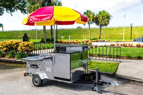 california falcon hot dog cart dreammaker hot dog carts