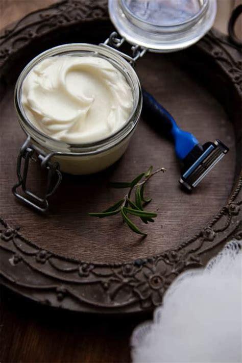la recette facile de la mousse 224 raser maison