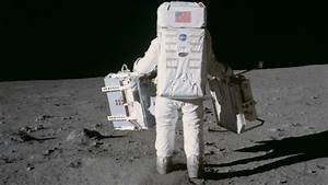 Watch: NASA's first ever video montage of moon landing ...